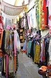 De markt van de straat in Granada Stock Afbeeldingen