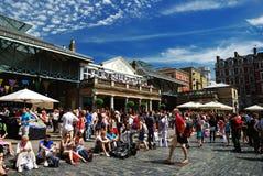 De Markt van de Tuin van Covent Royalty-vrije Stock Afbeeldingen