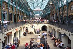 De Markt van de Tuin van Covent Royalty-vrije Stock Foto's