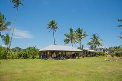 De Markt van Fijianvrouwen ` s stock foto