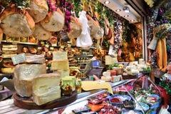 De markt van Florence stock afbeelding