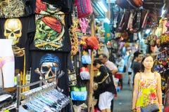 De markt van het Chatuchakweekend stock afbeelding