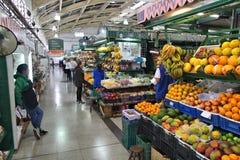 De markt van het Curitibafruit stock foto