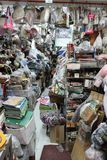 De markt van Hongkong Stock Afbeeldingen