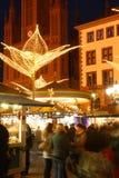De Markt van Kerstmis Royalty-vrije Stock Fotografie