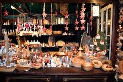 De Markt van Kerstmis Royalty-vrije Stock Foto