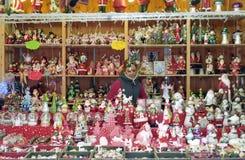 De markt van Kerstmis in Rome Royalty-vrije Stock Foto