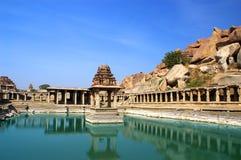 De markt van Krishna stock foto's