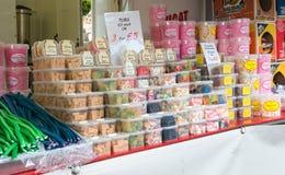 De Markt van Lammas van Ould Royalty-vrije Stock Foto's