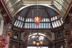 De Markt van Leadenhall in Londen Stock Foto's