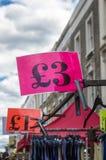 De markt van Portobello Royalty-vrije Stock Fotografie