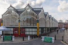 De Markt van Stockport Stock Afbeelding