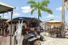 De markt van Trinidad Stock Fotografie