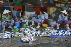 De Markt van Vietnam Stock Foto's