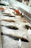 De markt van vissen Royalty-vrije Stock Foto's