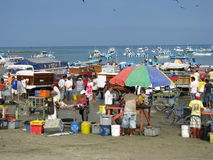De markt van vissen #2 Royalty-vrije Stock Afbeelding