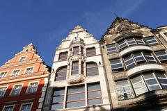 De marktplaats van Wroclaw Stock Afbeelding