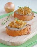 De marmelade van Ðnion Royalty-vrije Stock Afbeeldingen