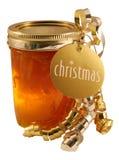 De marmelade van Kerstmis Royalty-vrije Stock Afbeeldingen