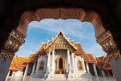 De Marmeren Tempel stock foto