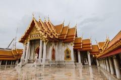 De Marmeren Tempel Stock Fotografie