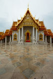 De Marmeren Tempel Royalty-vrije Stock Foto's