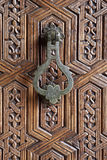 De Marokkaanse Kloppers van de Deur Royalty-vrije Stock Fotografie
