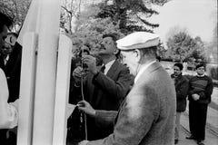 23 de marzo celebración del día de la república de Pakistans en Dinamarca Fotografía de archivo libre de regalías