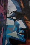 9 de marzo de 2017, Brighton, Reino Unido Arte de la calle del artista Br del graffitti Fotos de archivo