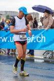 3 de marzo de 2015 maratón de la armonía en Ginebra Suiza Imagen de archivo