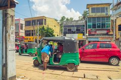 2 de marzo de 2018 Hikkaduwa, Sri Lanka fotografía de archivo libre de regalías