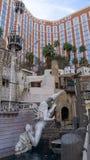 3 de marzo de 2019 - Las Vegas, Nevada - centro turístico isleño del tesoro y casino imagen de archivo libre de regalías