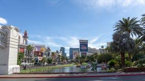 3 de marzo de 2019 - tira de Las Vegas, Nevada - de Las Vegas imagen de archivo