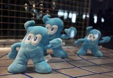 De mascotte Haibao van Expo 2010 van de Wereld van Shanghai Royalty-vrije Stock Foto's