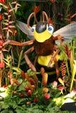 De mascotte van het de tuinfestival 2008 van Singapore Stock Foto