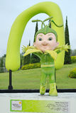 De mascotte van Khun van Nong Royalty-vrije Stock Foto's