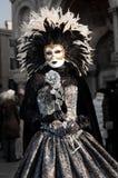De maskers van Venetië Royalty-vrije Stock Foto