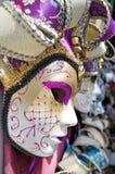 De maskers van Venetië Carnaval royalty-vrije stock fotografie
