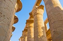 De massiva kolonnerna Royaltyfri Foto