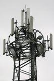 De mast van de telefoon Stock Afbeeldingen