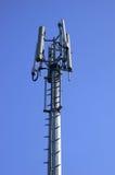 De mast van de telefoon royalty-vrije stock fotografie