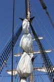 De mast van het schip Royalty-vrije Stock Foto's