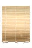 De mat van het bamboe Royalty-vrije Stock Afbeeldingen