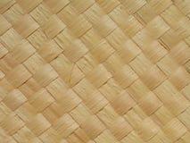 De mat van het stro - 1 Royalty-vrije Stock Foto