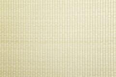 De mat van Tatami Royalty-vrije Stock Foto's