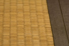 De Mat van Tatami Royalty-vrije Stock Foto
