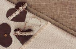 De materialen van de Scrapbookingsambacht Royalty-vrije Stock Fotografie