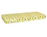 De matrassen op het bed Stock Afbeeldingen