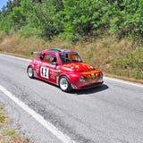 4de Maxi Slalom Bagnasco Battifollo Royalty-vrije Stock Fotografie