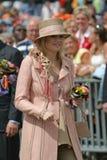 De Maxima van de prinses Stock Foto's